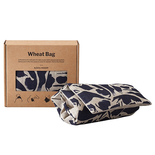WHEAT BAG LINEN EXTRA LARGE
