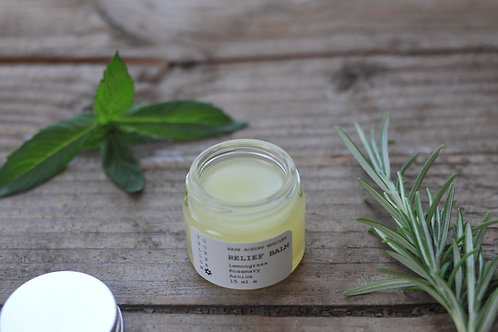 YELLOW GORSE MUSCLE RELIEF BALM