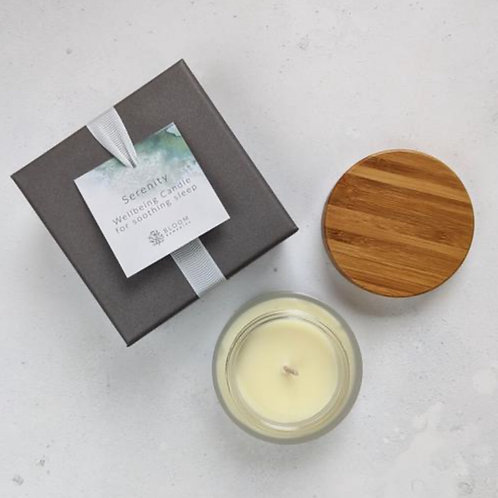 NEW! SERENITY TRAVEL WELLBEING CANDLE