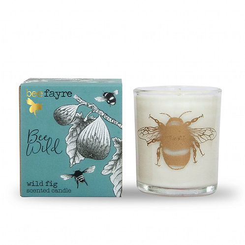 Bee Wild Fig Large Candle