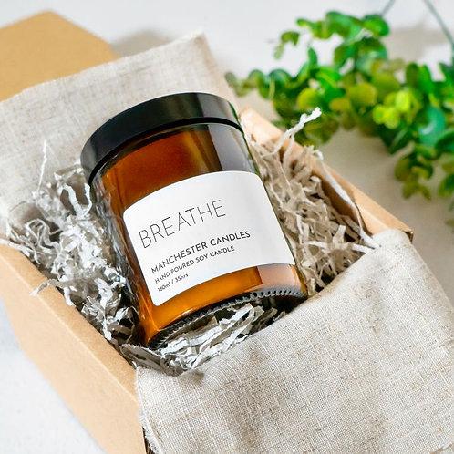 Breathe - Sandalwood & Musk Candle