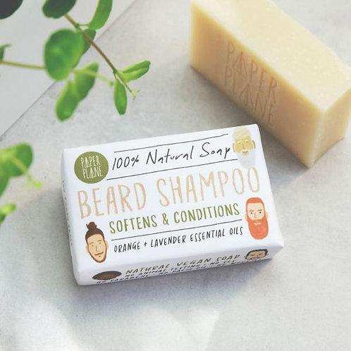 Beard Shampoo 100% Natural Vegan