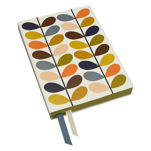A5 CLASSIC NOTEBOOK - MULTI STEM ORLA KIELY