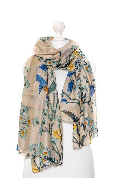 One Hundred Stars Meadow Scarf