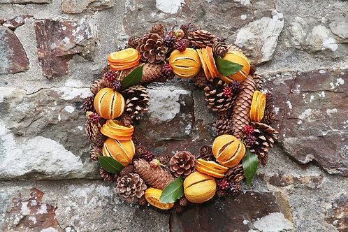 The Barbary wreathWreath