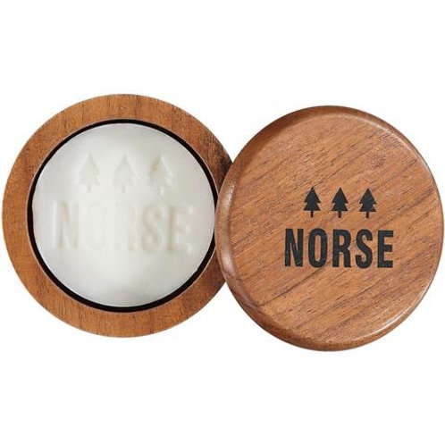 SHAVING SOAP BOWL AND SHAVING SOAP NORSE