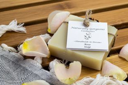 Soap - puns and Roses (Rose) 100g