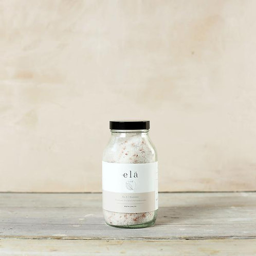 NURTURE NO 2 BATH SALTS 500ML