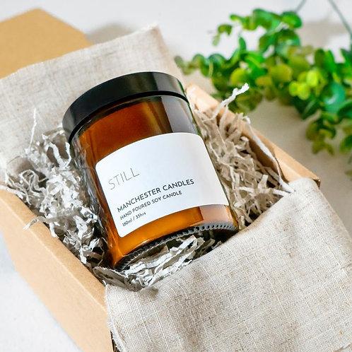 Still - Peppermint & Eucalyptus Candle
