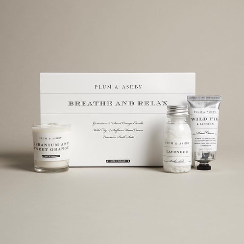 GIFT SET 'BREATHE & RELAX'