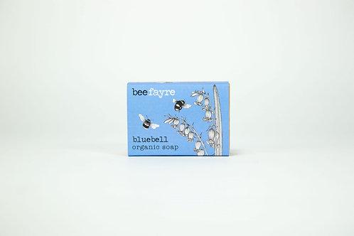 Bee Free Bluebell Organic Soap
