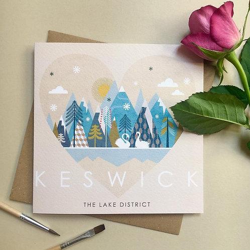 KESWICK CARD