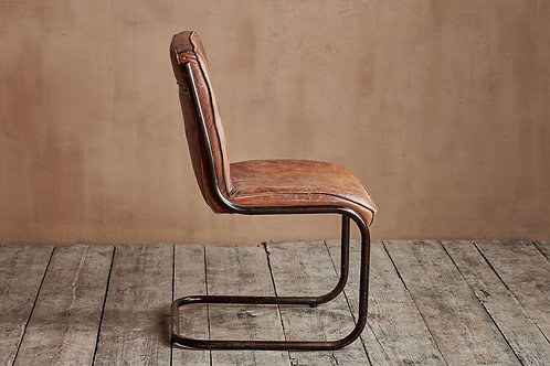Narwana Leather Desk Chair
