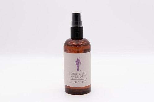 Yorkshire Lavender Linen Spray 150ml