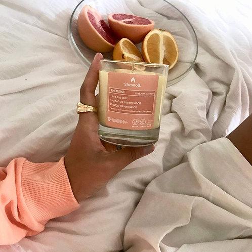 Energise   Grapefruit & Orange (220g)CANDLE