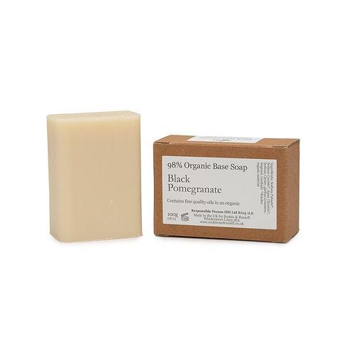 BLACK POMEGRANATE SOAP BAR