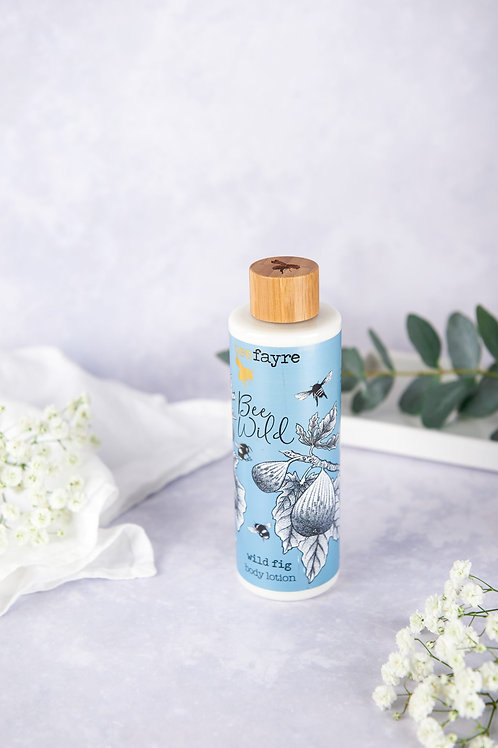 Bee Wild Fig Body Lotion