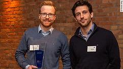 Berlin-based startup DeepSpin receives cdgw Future Award 2020