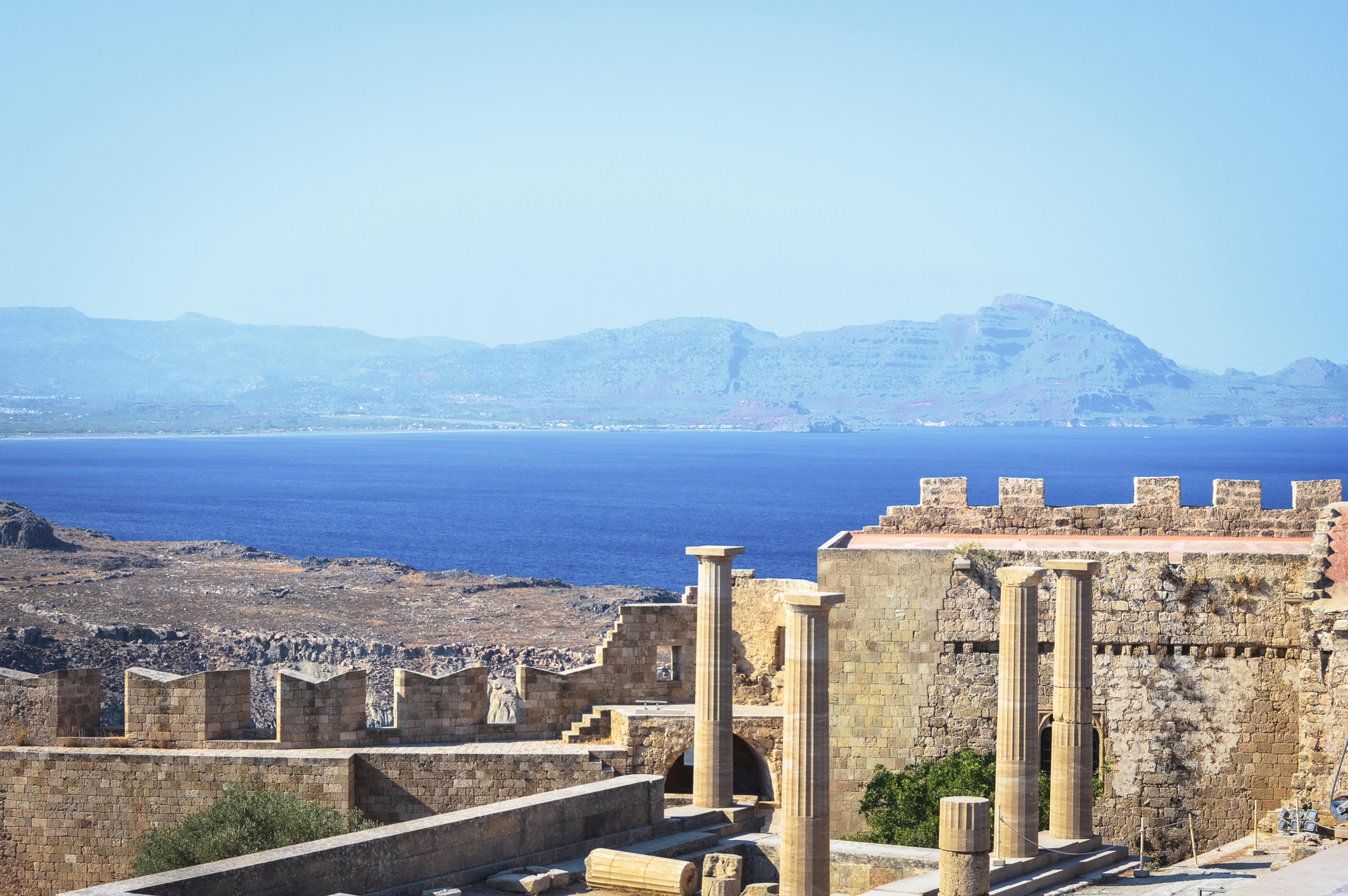 Ancient Ruins Tour