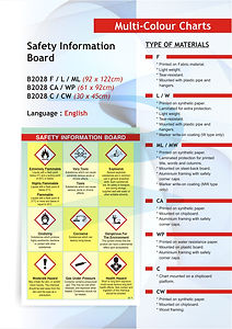 B2028F, L, ML, CA, WP, C, CW - Safety In