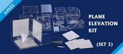 A4555-Plane Elevation kit (set 3)
