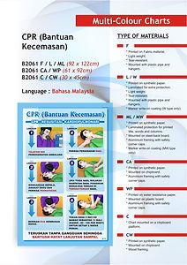 B2061F, L, ML, CA, WP, C, CW - CPR (Bant