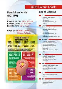 B2002F, L, ML, CA, WP, C, CW - Pemikiran