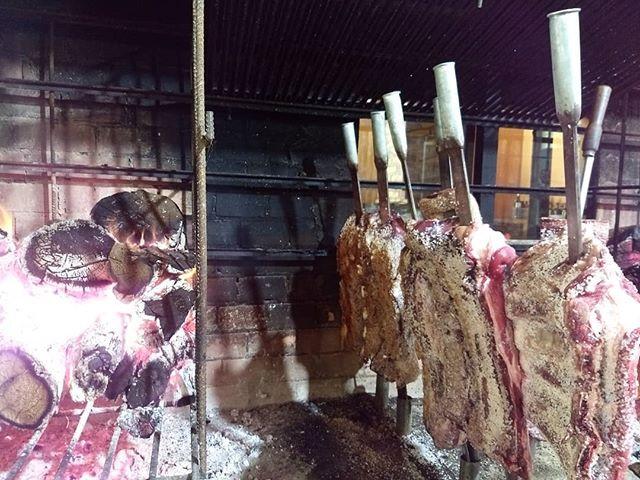 Preparo das carnes