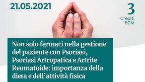 App per i pazienti come supporto contro la Psoriasi e l'Artrite