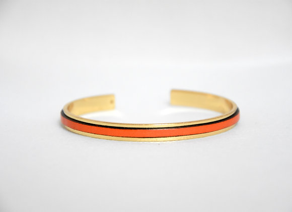 Minimaliste Tangerine Doré