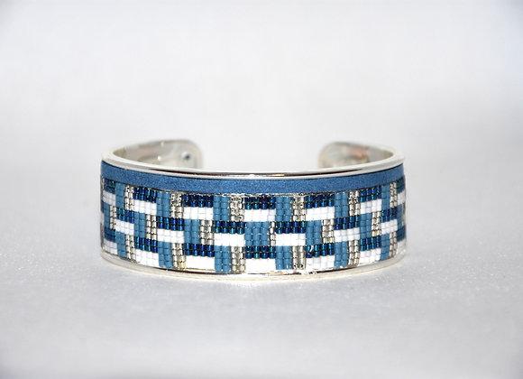 Parisienne Blue Ivory