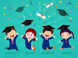 Wallpaper graduation
