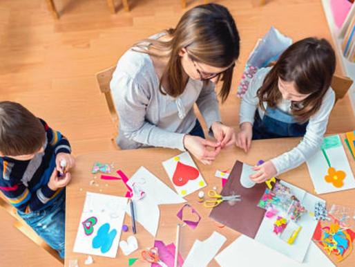 ¿Cómo entretengo a mis hijos?