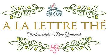 Logo des chambres d'hote a la lettre the blois
