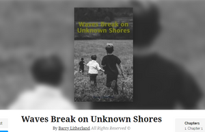 Front Cover of Waves Break on Unknown Shore