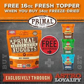 Free Primal Topper