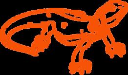 Safari Pets Lizard Icon