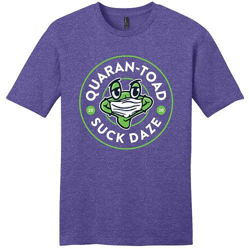 Purple Quarantoad Shirt