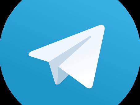 Новости push-up.me теперь в Telegram