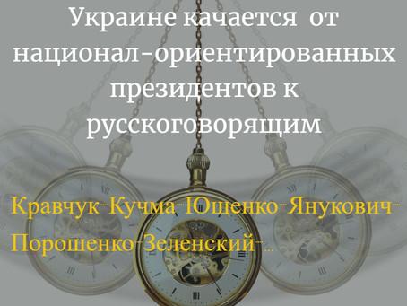 Политический маятник в Украине