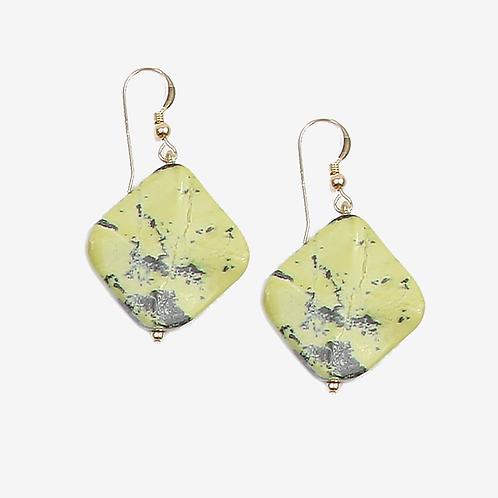 Feldspar earrings