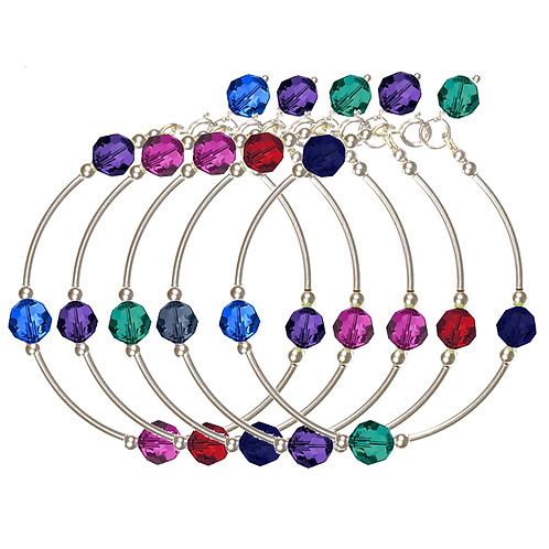 COLLECTION Cool & Bright Crystal Classic bracelets