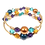 Thumbnail: Autumn Mix Adele Cuff Bracelet