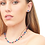 Thumbnail: Winter Brights plait necklace