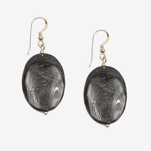 Hyperstone earrings
