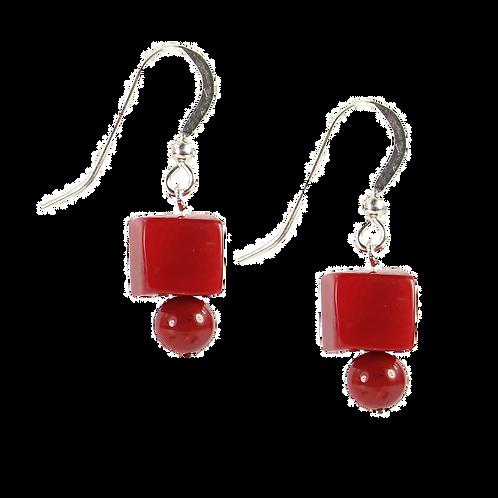 Sea Bamboo earrings