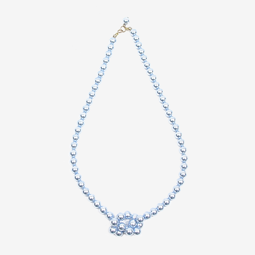 Cool & Soft Swarovski Pearl Knot necklaces - 21 colours