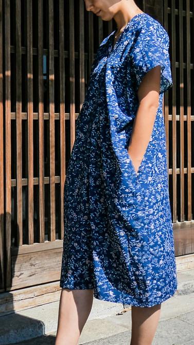 kimonofuku tanmono dress