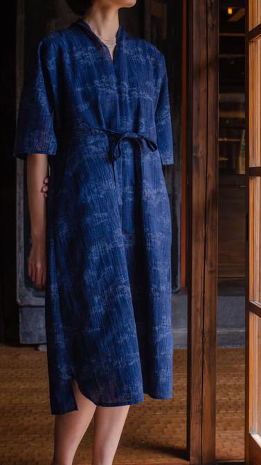 kimonofuku hakuro dress