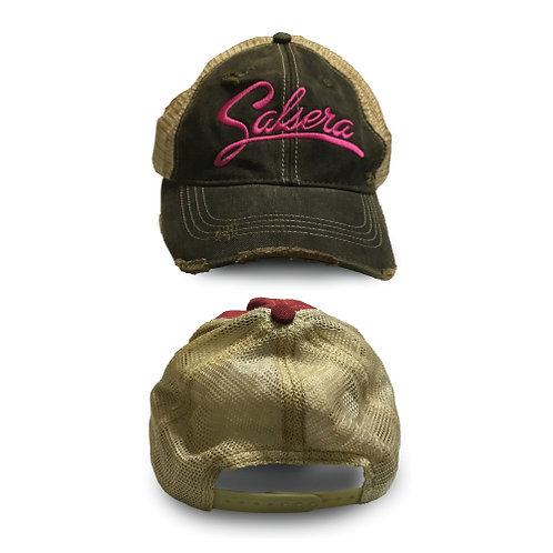 HBH03 Salsera Vintage Baseball Cap